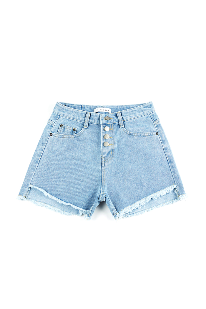 [Dana 8039] Light Vintage Shorts