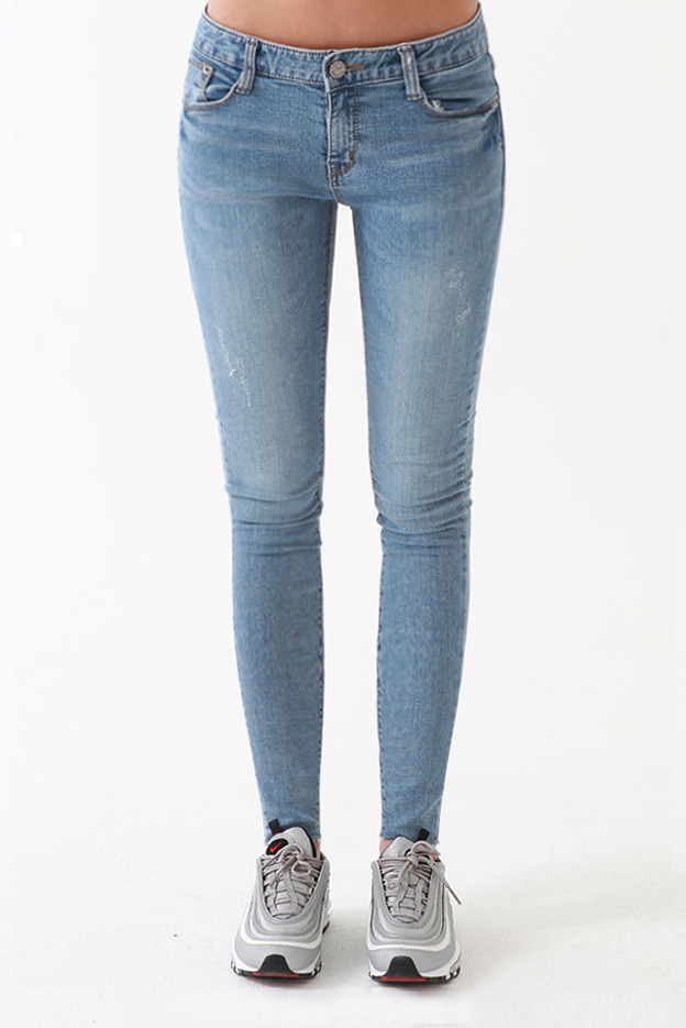 [SONIA 3011] Light Brushed Jean