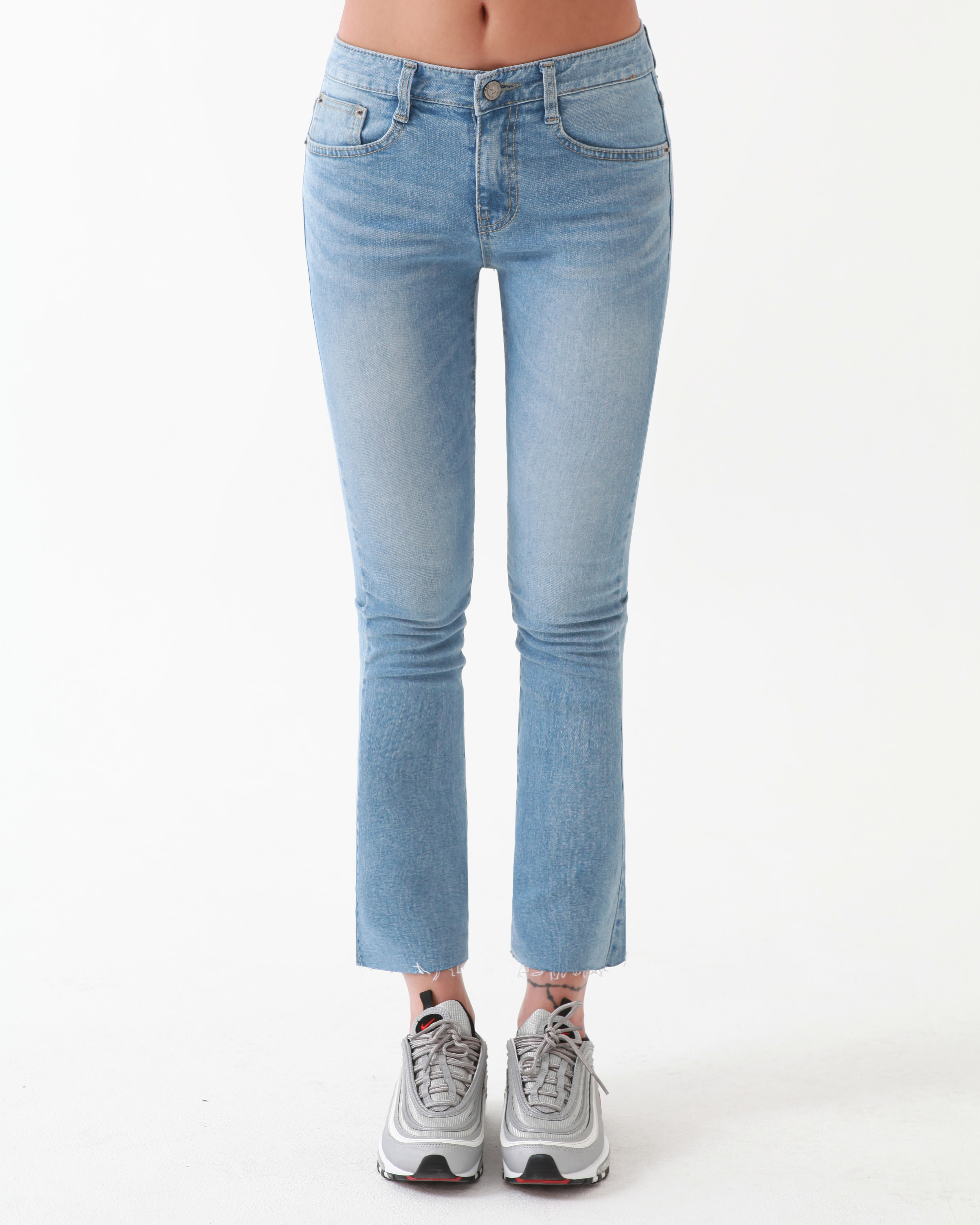 [CONA 9015] Light Brushed Jean